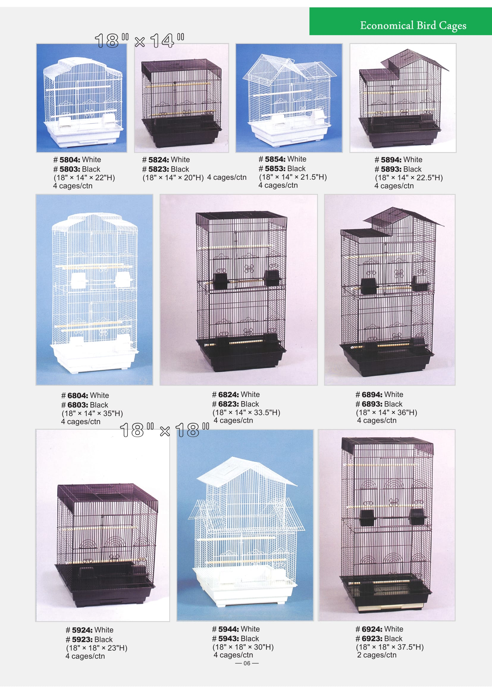 2. Economical Bird Cages part 2-3