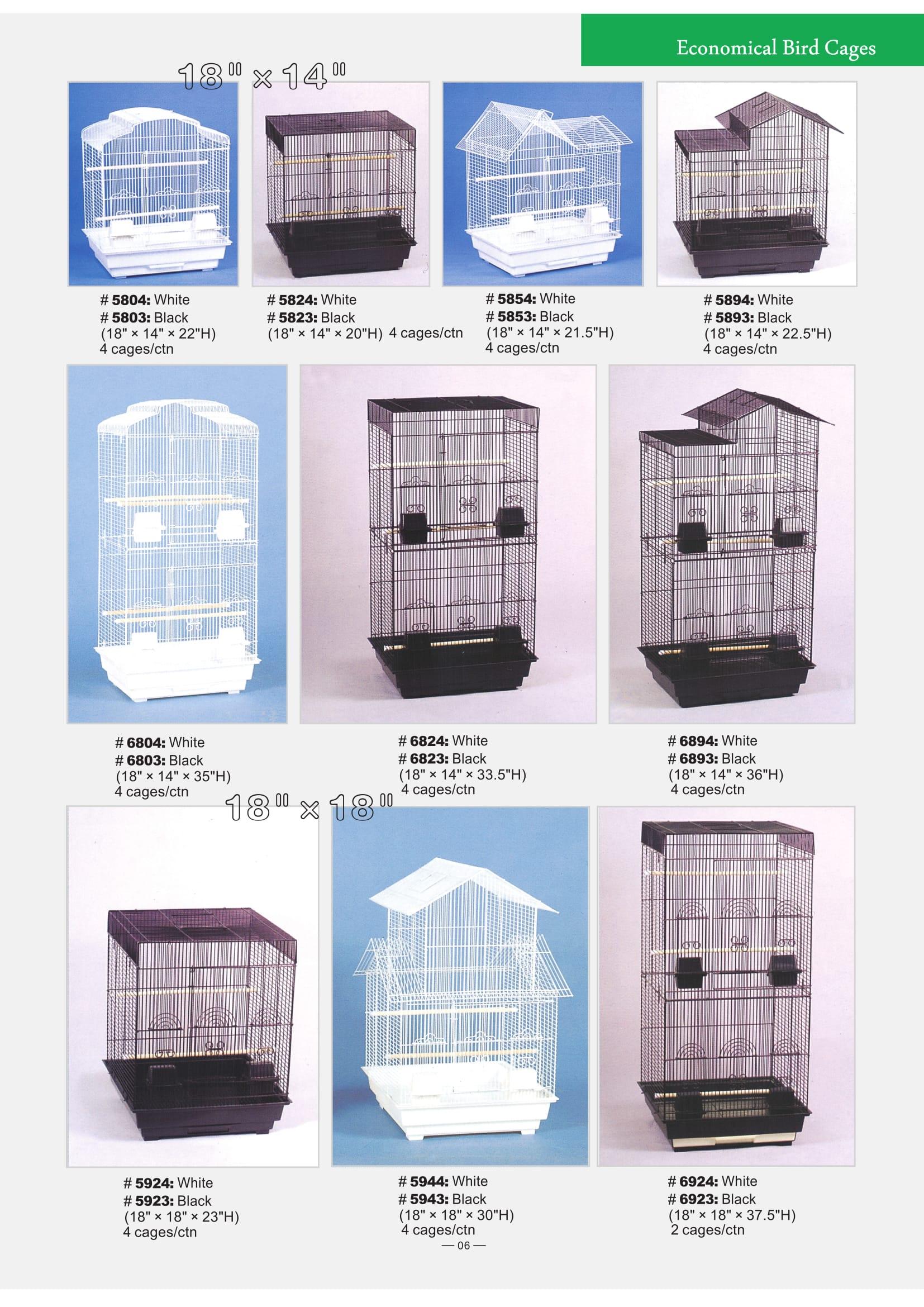 2. Economical Bird Cages part 2-3