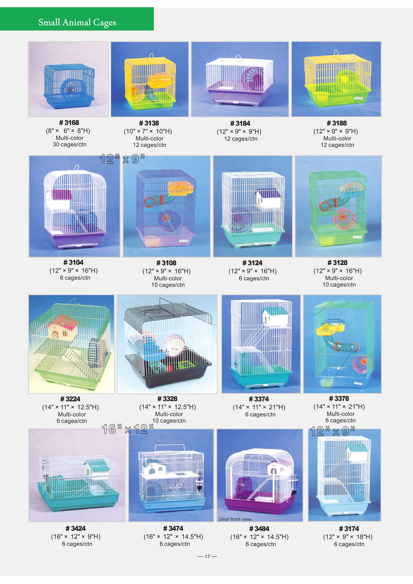 7. Small Animals Cages-1